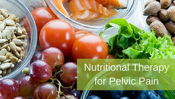 Women's Health and Nutrition Coach Susan Tessman on the connection between food and pelvic pain.